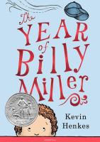 The Year of Billy Miller.pdf