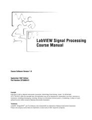 LabVIEW Signal Processing.pdf