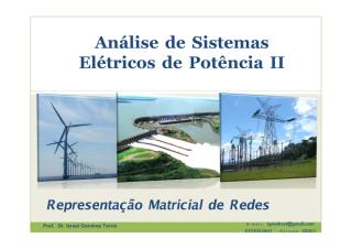 Aula 24. Representação Matricial de Redes.pdf