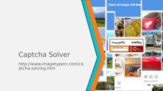 Captcha Solver.ppt