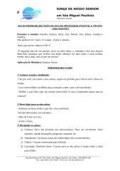 CRIANÇAS - 1ª ata de 2011.doc