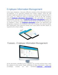 Employee Information Management.pdf