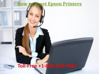 How to Reset Epson Printers.pptx