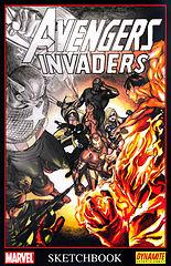 Avengers-Invaders Sketchbook Jan 08.cbr