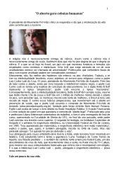 Aborto - Excelente entrevista com Padre Lodi.pdf