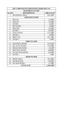 PRICE CALCULATION ISF  ISF N & S To Mr Mustafa Fouad.xlsx