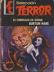 Seleccion Terror 003 El Embrujo De Satan (Burton Hare).cbr