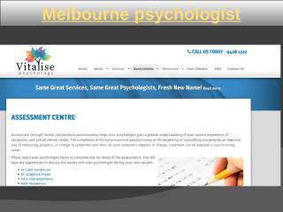 Melbourne psychologist.pptx