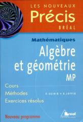 Précis Algèbre et Géométrie MP2.pdf