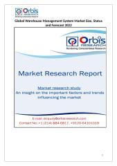 Global Warehouse Management System Market.docx