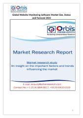 Global Website Monitoring Software Market.docx