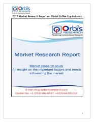 2017 Market Research Report on Global Coffee Cup Industry.pdf