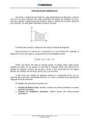 MNC - 9 - Integracao Numerica - 2013 - BCC.pdf