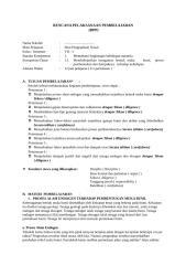RPP IPS Berkarakter SMP Kelas VII sms 1.doc