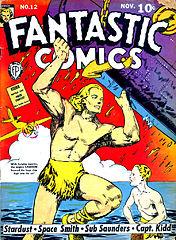 Fantastic Comics 12.cbr