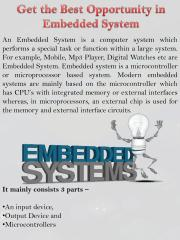 Get the Best Opportunity in Embedded System.pdf