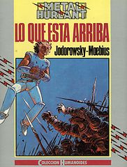 Moebius - El Incal - 4 Lo que esta Arriba.cbr
